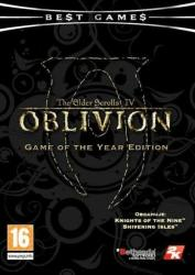 2K Games The Elder Scrolls IV Oblivion [Game of the Year Edition] (PC)