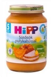HiPP Sütőtök pulykahússal 5 hónapos kortól - 190g