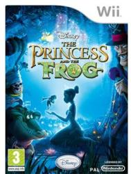Disney The Princess and the Frog (Wii)
