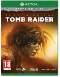 Square Enix Shadow of the Tomb Raider [Croft Edition] (Xbox One)