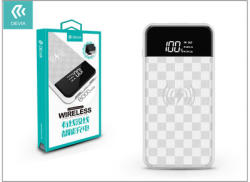 DEVIA 8000mAh Wireless Power Bank