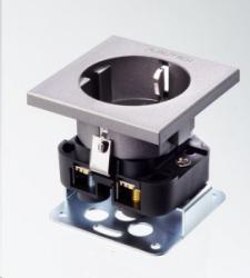 Furutech FT-SDS-R Ródiumozott hálózati aljzat