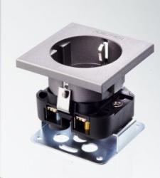 Furutech FT-SDS-G High-End 230V / 16A-es beépíthető hálózati aljzat
