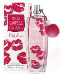Naomi Campbell Cat Deluxe With Kisses EDT 50ml
