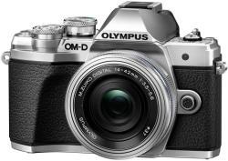 Olympus E-M10 III + 14-42mm EZ-M1442EZ (Pancake kit) (V207072SE000/V207072BE000)