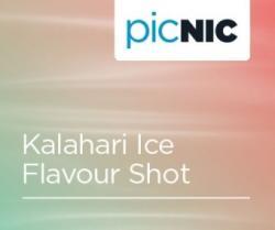 Jac Vapour Aroma concentrata Jac Vapour Kalahari Ice, Mix special de pepene galben, rosu, putin bubblegum si menta, Se amesteca cu 50 - 60 ml Baza