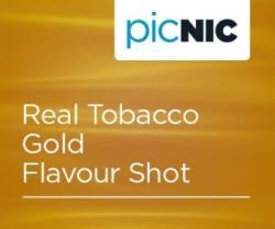 Jac Vapour Aroma concentrata Jac Vapour Real Tobacco Gold, Tutun tare, intens, Se amesteca cu 50 - 60 ml Baza