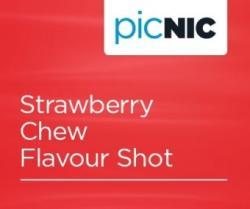 Jac Vapour Aroma concentrata Jac Vapour Strawberry Chew, Capsuni, Se amesteca cu 50 - 60 ml Baza