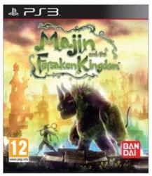 Namco Bandai Majin and the Forsaken Kingdom (PS3)