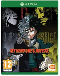 BANDAI NAMCO Entertainment My Hero One's Justice (Xbox One)