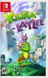Team17 Yooka-Laylee (Switch)