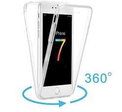 HQ Husa SAMSUNG Galaxy S7 - 360 Grade (Fata Silicon/Spate Plastic)