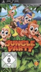 Sony Buzz! Junior Jungle Party (PSP)