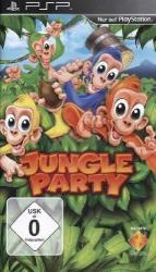Sony Buzz! Junior Jungle Party (PSP)