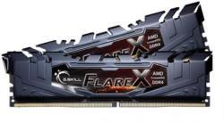 G.SKILL FlareX 16GB (2x8GB) DDR4 3200MHz F4-3200C14D-16GFX