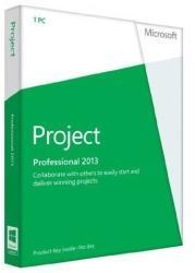 Microsoft Project 2013 Professional 32/64bit ROU H30-03733