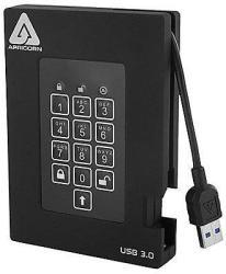 Apricorn 2.5 2TB USB 3.0 (A25-3PL256-2000F)