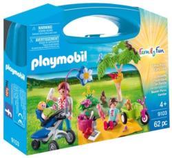 Playmobil Set Portabil Picnic In Familie (9103)