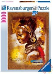 Ravensburger Afrikai Szépség 1000 db-os (15352)