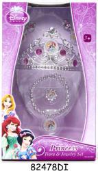 roleplay Set diadema si bijuterii - Printesele Disney