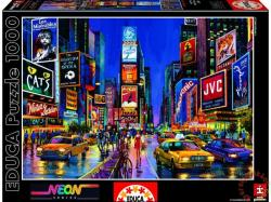 Educa Times Square, New York - neon 1000 db-os (13047)