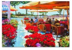 Educa Café Ravello - Howard Behrens 1000 db-os (13796)
