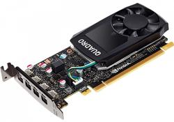 HP Quadro P620 2GB GDDR5 128bit PCIe (3ME25AA)
