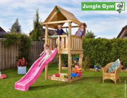 Jungle Gym House kerti játszótér
