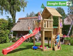 Jungle Gym Cubby kerti játszótér
