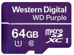 Western Digital microSDXC 64GB C10/U1/UHS-I WDD064G1P0A