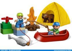 LEGO Duplo - Horgászkirándulás (5654)