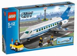 LEGO City - Utasszállító repülő (3181)