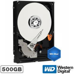 Western Digital Caviar Blue 500GB 16MB 7200rpm SATA3 WD5000AAKX