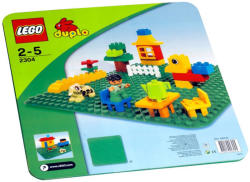 LEGO Duplo - Zöld építőlap (2304)