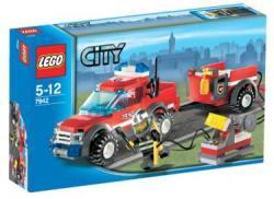 LEGO City - Tűzoltóság (7942)