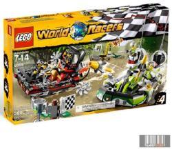 LEGO World Racers - Krokodilos mocsár (8899)