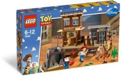 LEGO Toy Story - Woody razziája (7594)