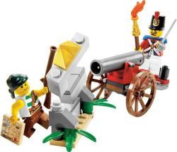 LEGO Pirates - Ágyúk csatája (6239)