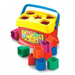 Fisher-Price Brillant Basics formaevő dobozka (FSPR-K7167)