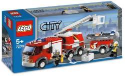 LEGO City - Tűzoltóautó (7239)