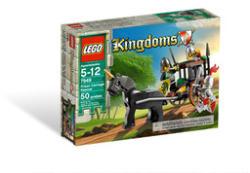 LEGO Kingdoms - Mentés a rabszállítóból (7949)