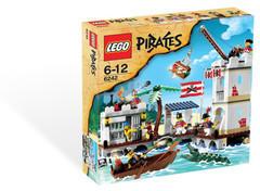 LEGO Pirates - Katonai erőd (6242)