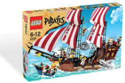 LEGO Pirates - Feketeszakáll hajója (6243)