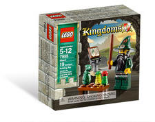 LEGO Castle - Varázsló (7955)