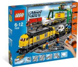 LEGO City - Tehervonat (7939)