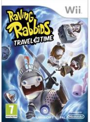 Ubisoft Rayman Raving Rabbids Travel in Time (Wii)