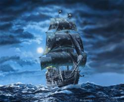 Revell Black Pearl - Pirates of the Caribbean Limited Edition 1:72 (5699)