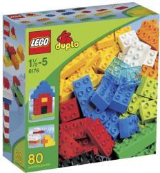 LEGO Duplo - Alapelemek-Deluxe (6176)