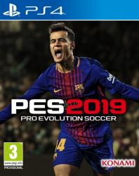 Konami PES 2019 Pro Evolution Soccer (PS4)
