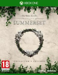 Bethesda The Elder Scrolls Online Summerset [Collector's Edition] (Xbox One)